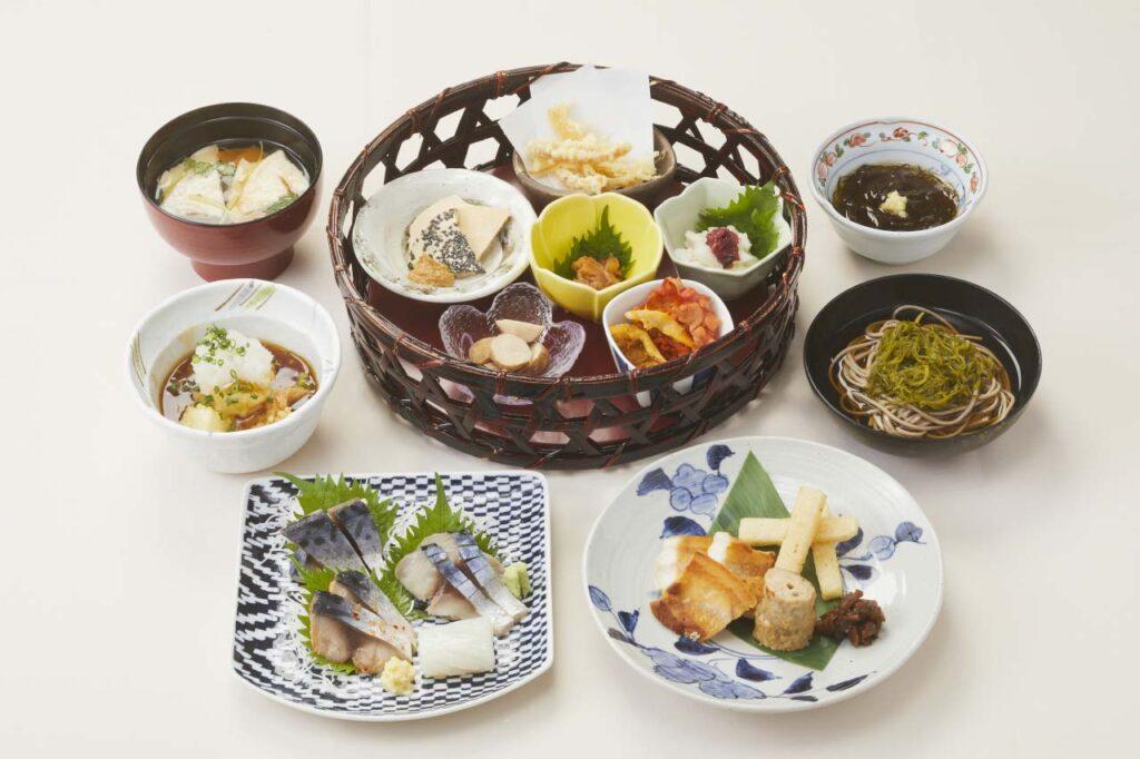 OKUROJIコース(全7品)     ¥3,800