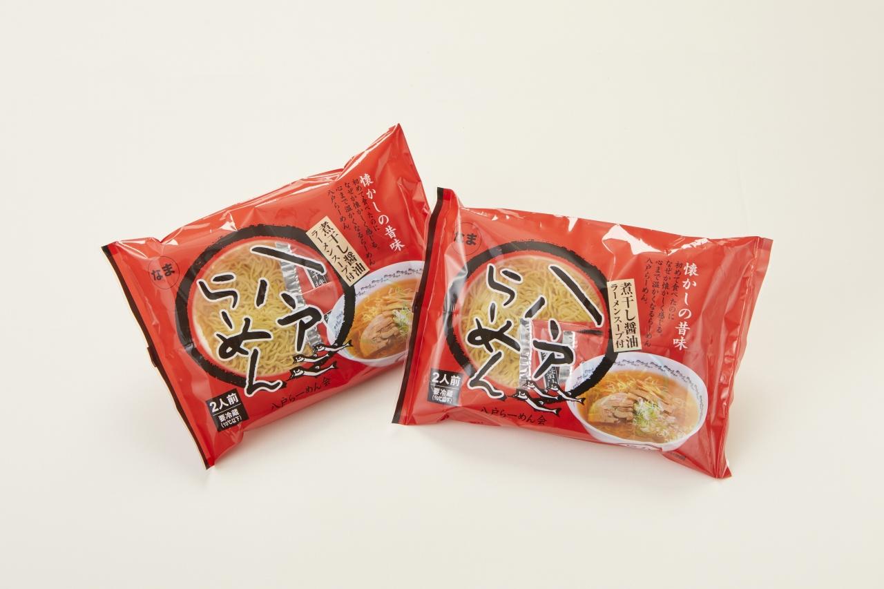 八戸らーめん(阿部製麺所)