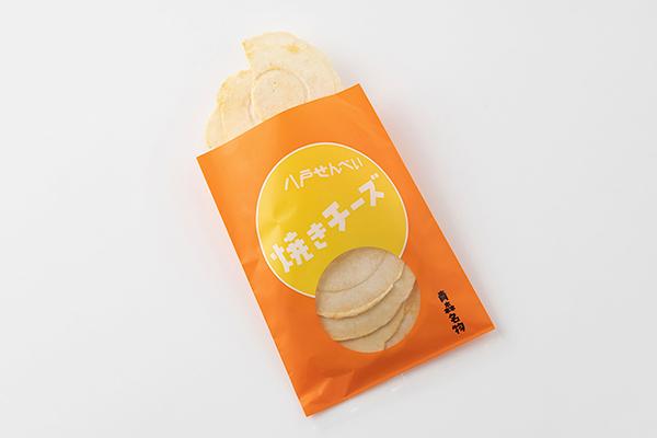 八戸せんべい 焼きチーズ・揚げチーズ