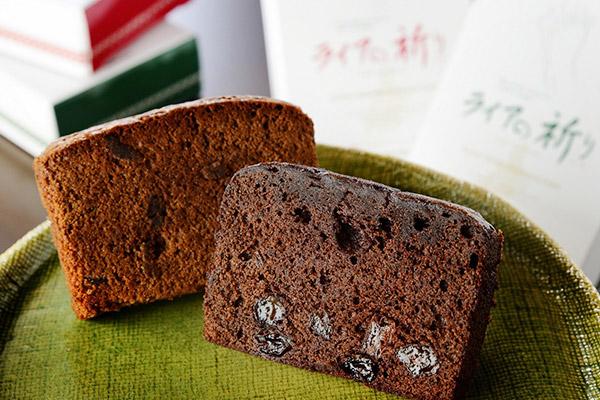ライアの祈り カフェミルクチョコレートケーキ ライアの祈り レーズンチョコレートケーキ