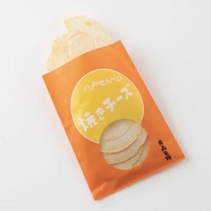 八戸せんべい 焼きチーズ(坂下商店)